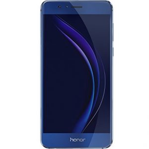 "Honor 8 - Smartphone de 5.2"" (4G, WiFi, Bluetooth, Dual Nano SIM, 4 GB de RAM, 32 GB de memoria interna, cámara de 12 MP/8 MP, Android) color azul"