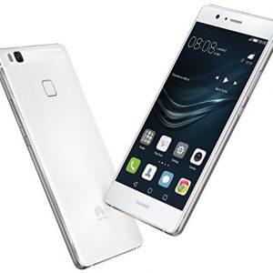 "Huawei P9 Lite - Smartphone libre Android (pantalla 5.2"", Octa-core, 3 GB RAM, 16 GB, cámara 13 MP), color blanco"