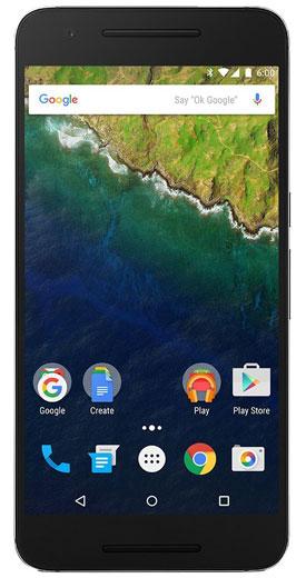 El Mejor Movil Gama Alta es el Google Nexus 6P