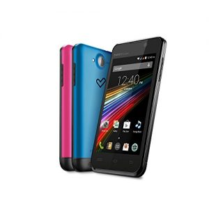 "Energy Sistem Phone Colors - Smartphone libre Android (pantalla 4"", cámara 5 Mp, 4 GB, ARM Cortex A7 1 GHz, GPU Mali-400, 512 MB RAM), multicolor"