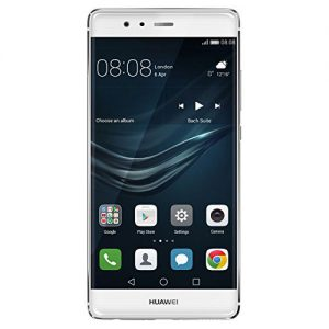 "Huawei P9 - Smartphone libre Android (pantalla 5.2"", cámara 12 Mp, 32 GB, Octa-Core 2.5 GHz, 3 GB RAM), color plateado"