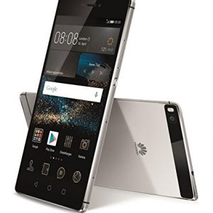 """Huawei P8 Grace - Smartphone de 5.2"""" ( Kirin 930 Octa Core 2 GHz, cámara 13 MP, memoria interna de 16 GB, 3 GB RAM, Android 5.0), color gris"""