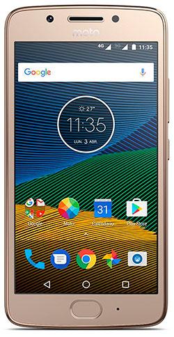 2017 Mejor Movil - Motorola Moto G5 Plus