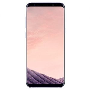 "Samsung Galaxy S8 EDGE SM-G955 - Smartphone libre Android (6.2"", 4 GB RAM, 4G, 12 MP), color gris orquídea"