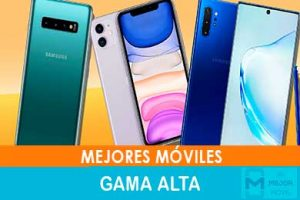 mejores moviles gama alta