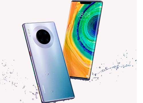 After-Huawei P30 Pro Vs Huawei Mate 30 Pro